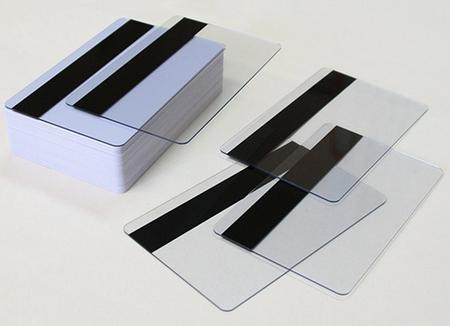 карты с магнитной полосой